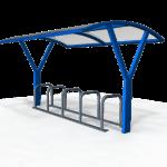 Ambleside Cycle Shelter - 10 No. Capacity