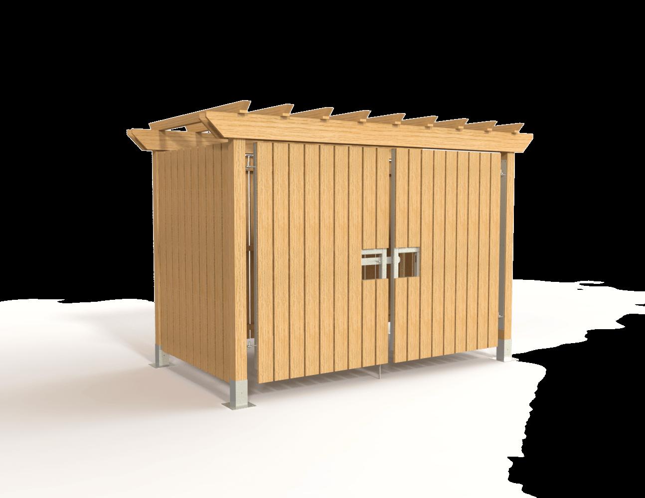 Timber Bin Store