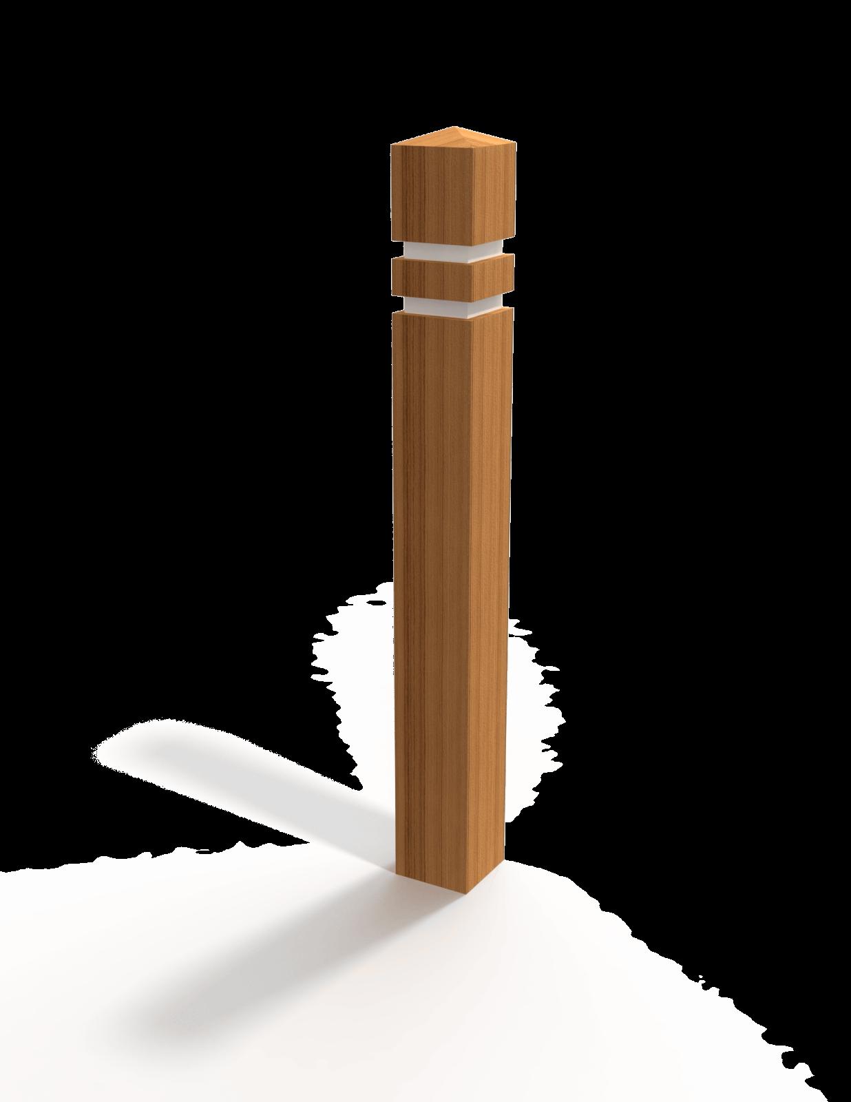 Royale Timber Bollards