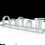 Newtown Cycle Rack - 5 No. Capacity