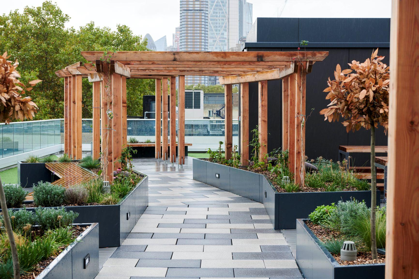 Urban greening for better health